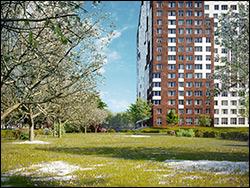 ЖК «Румянцево-Парк». Метро Саларьево 10 квартир со скидкой 10%! Нестандартная